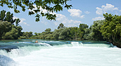 Waterfall on the river Manavgat
